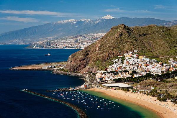 East coast Tenerife