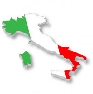 italie-vlajka