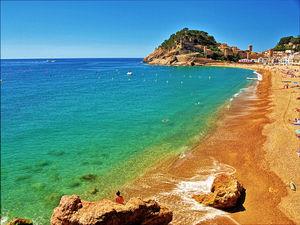 Španělsko - slunečné pláže