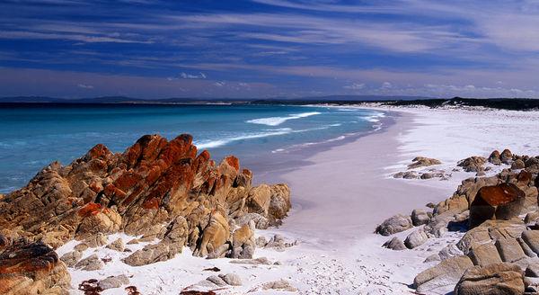Bay of Fires Beach