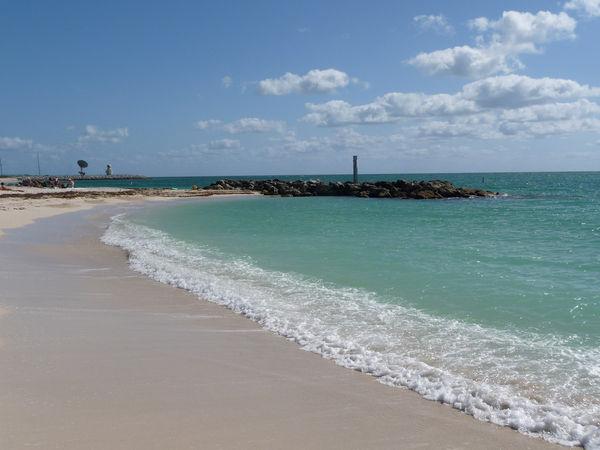 Brazílie - pláž