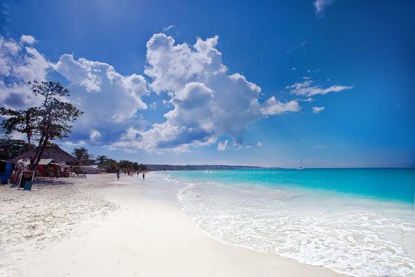 'The Famous 7 Mile Beach', Jamaica, Negril, 7 Mile Beach